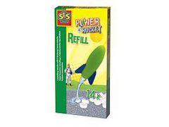 Ses Refill Power Raket