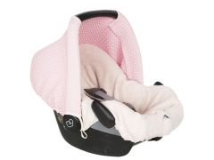 Koeka Zonnekap Voor Maxi Cosi Antwerp 406 Old Baby Pink