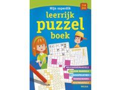 Mijn Superdik Leerrijk Puzzelboek 7-9J
