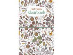 Notitieboeken Feel Happy Kleurboek