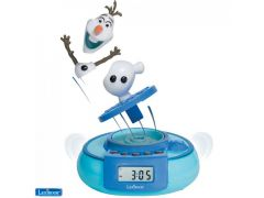 Frozen Lexibook Rl985Fz Clock Radio Fm+Jumping Effects