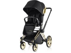 Cybex Platinum Luxe Zitting + Frame Trekking Priam Js Wings Gold/Gold