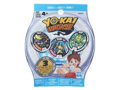 Yokai Watch Blind Bags 3 Medailles