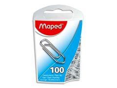 Maped Paperclips 25Mm In Dispenser 100 Stuks