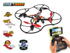Smart Drone + Camera + Live Streaming
