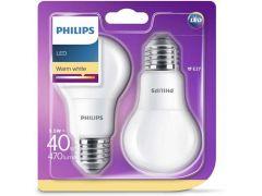 Philips Lamp Led 40W A60 E27 Ww 230V