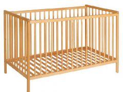 Quax Bed 5701 Beuk Open 60X120Cm
