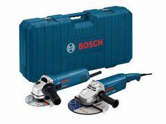 Bosch 0615990H1T Slijpmachine Gws 20-230 H + Gws 850 C