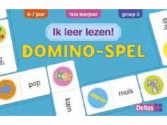 Ik Leer Lezen! Domino-Spel (6-7J)