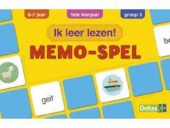 Ik Leer Lezen! Memo-Spel (6-7J)