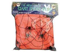 Spinneweb Oranje 50G + 2 Spin