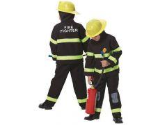 Kostuum Brandweer + Kap 164