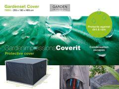 Coverit Tuinsethoes 2105X190Xh85Cm