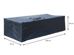 Coverit Loungeset Kussentas 200X75Xh60Cm