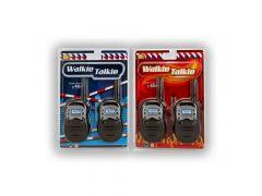 Walkie Talkie Politie/Brandweer 40Cm