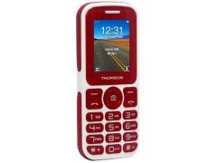 Thomson Gsm T Link 18 Spatwaterbestendig Rood