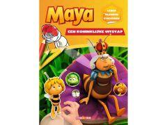 Maya Activiteitenboek Lezen Kleuren Stickeren
