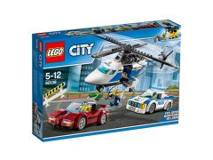 City 60138 Snelle Achtervolging