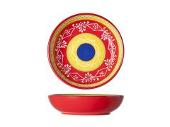 Sombrero Red Bord D15Xh3.8Cm