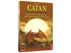 De Kolonisten Van Catan: Schatten, Draken En Ontdekkingsreizigers