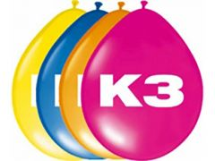 K3 Ballonnen 30Cm  (8Pcs)