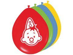 Bumba Ballonnen Latex (8Pcs)