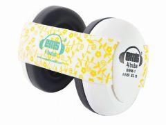 White Em S 4 Bubs Lemon Floral Gehoorbeschermers