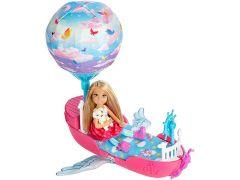 Barbie Chelsea Dreamtopia Chelseas Magische Droomboot