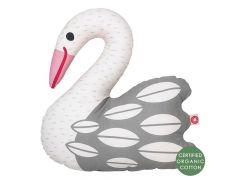 Franck And Fisher Ellen Light Swan Cushion