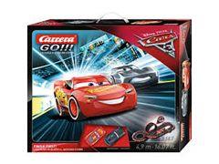 Go! Disney Cars 3 Finish First Turbo 4.9M