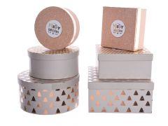 K Pgm Paper Giftbox Assortiment Per StukAssortiment Per Stuk 17X17X8Cm