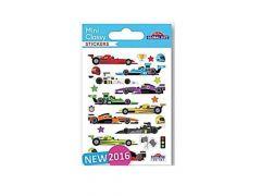 Sticker 105 187 Racecars 1V