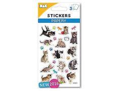 Sticker 145 051 Poesjes 3V