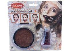 Halloween Karakter Kit Marianna Set