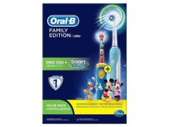 Oral B Tandenborstel Pro700 + Kids Mickey