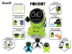 Silverlit Pokibot Green