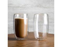 Zwilling Dubbelwandig Glas Latte Macchiato 2St.