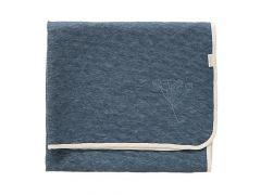 Fresk Deken Nordic Blue Indigo 100 X 150 Cm
