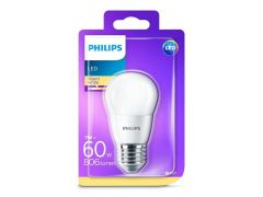 Philips Lamp Led 60W P48 E27 Ww Fr Nd Rf 1Bc/6