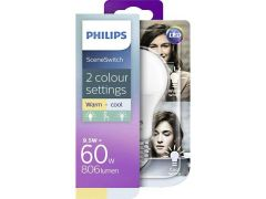 Philips Lamp Led Ssw 60W A60 E27 Ww-Cw Fr Nd 1Srt4