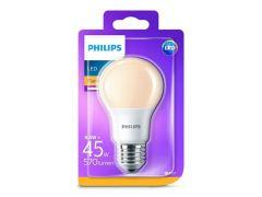 Philips Lamp Led Flame 45W A60 E27 230V Fr Nd Srt4