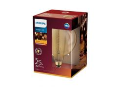 Philips Lamp Led Classic-Giant 25W E27 G200 Gold Nd