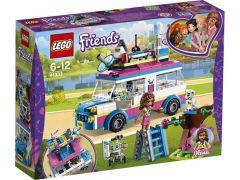 Friends 41333 Olivia'S Missievoertuig
