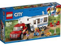 City 60182 Pick-Uptruck En Caravan
