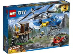 City 60173 Bergarrestatie