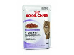 Royal Canin Cat Sterilized Wet 85G X 4 X 12
