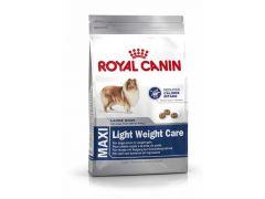 Royal Canin Dog Shn Maxi Light Weight Care 15Kg