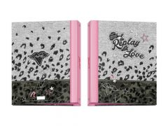 Replay Girls Ringbinder A4