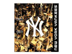 New York Yankees 48 Carat Ordner 2 Rings