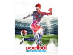 Voetbal International Ringbinder A4 2 Rings